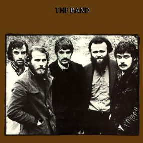 The Band Self titled album cover we optimised 820