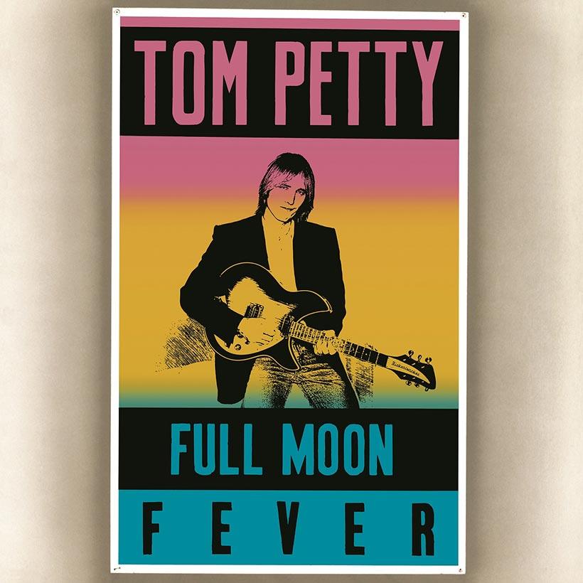 Tom Petty Full Moon Fever album cover web optimised 820