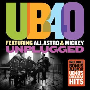 UB40-Unplugged