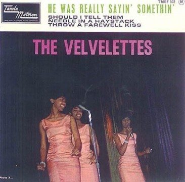 Velvelettes Say Somethin' Soulful