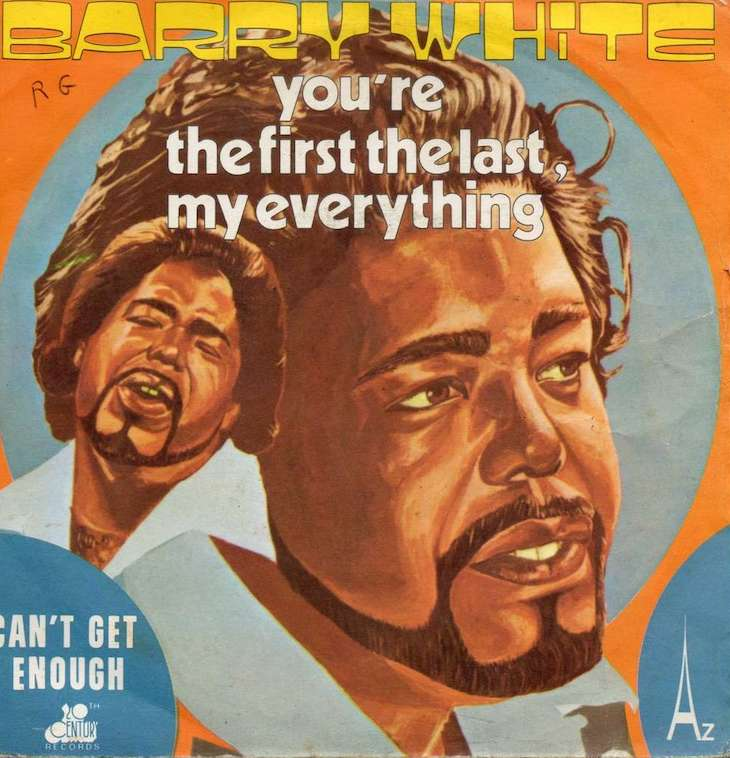 Everything Goes Right For Barry White