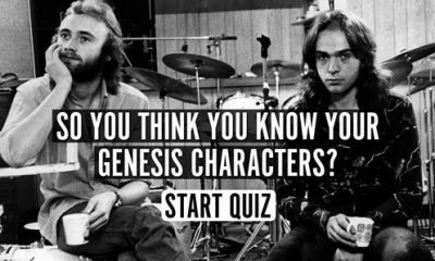 So you think you know your Genesis Characters? Quiz