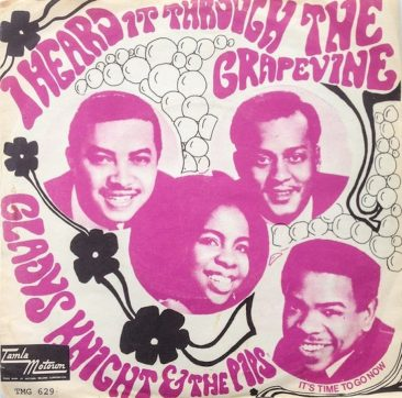 A Year Before Marvin Gaye, Gladys Knight Got On The Grapevine