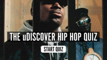 The uDiscover Hip-Hop Quiz