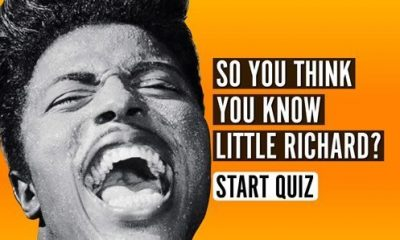 So You Think You Know Little Richard? Quiz
