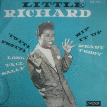 Little Richard Rips It Up, For One Week Only