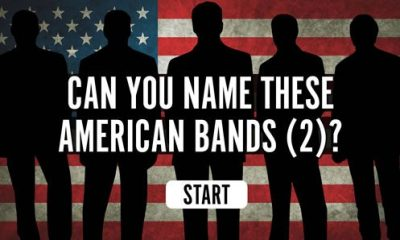 Can You Name These American Bands (2)? Music Quiz