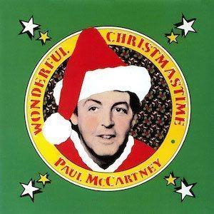 paulmccartney wonderful christmas time