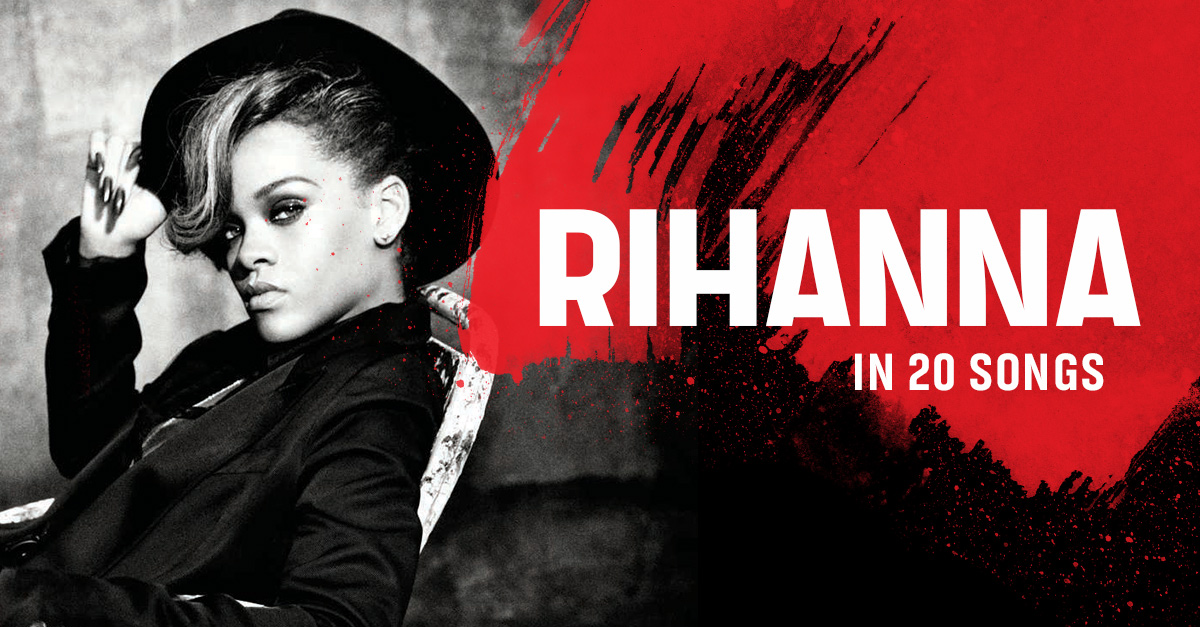 20 Of The Best Rihanna Songs: An Essential Playlist | uDiscover