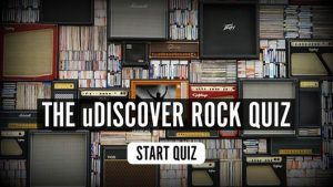 The uDiscover Rock Music Quiz