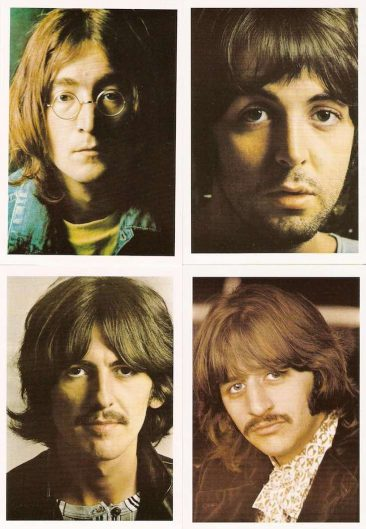 The Beatles' White Album, By Design