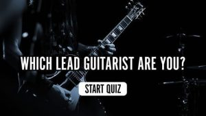 Which Lead Guitarist Are You? Quiz