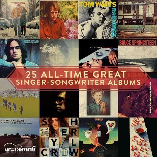 25 Of The Best Singer Songwriter Albums Udiscover