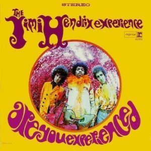 Jimi Hendrix Are You Experienced - 530