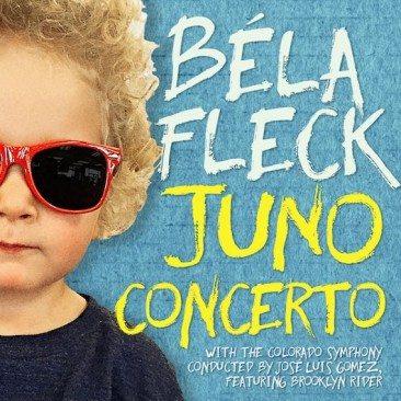 Béla Fleck's Concerto For His Son