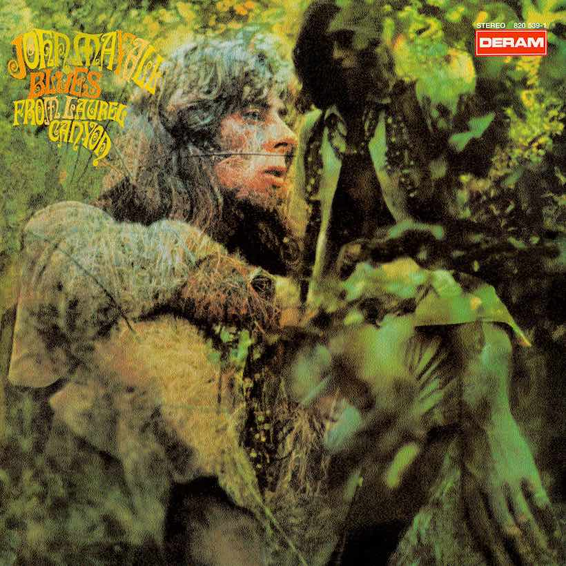Blues From Laurel Canyon John Mayall