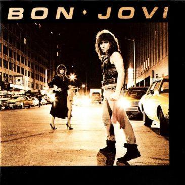 Bon Jovi Arrive On Album