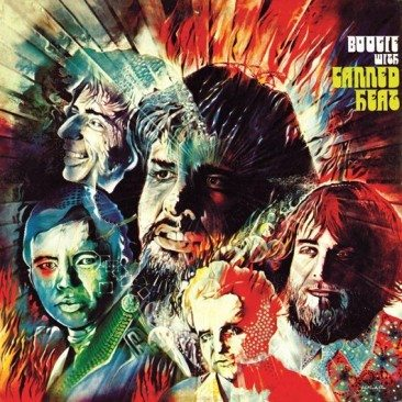 reDiscover Canned Heat's 'Boogie With Canned Heat'