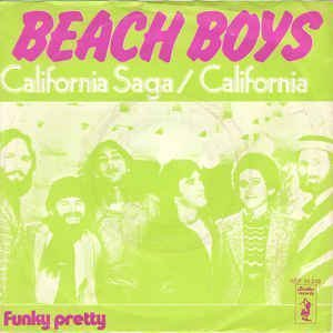 California Saga Beach Boys