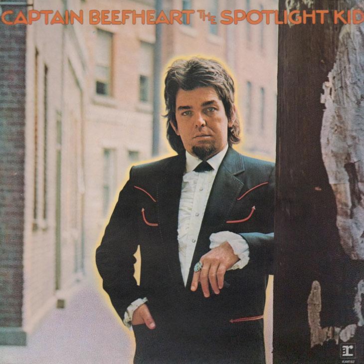 Captain Beefheart The Spotlight Kid web 730 optimised
