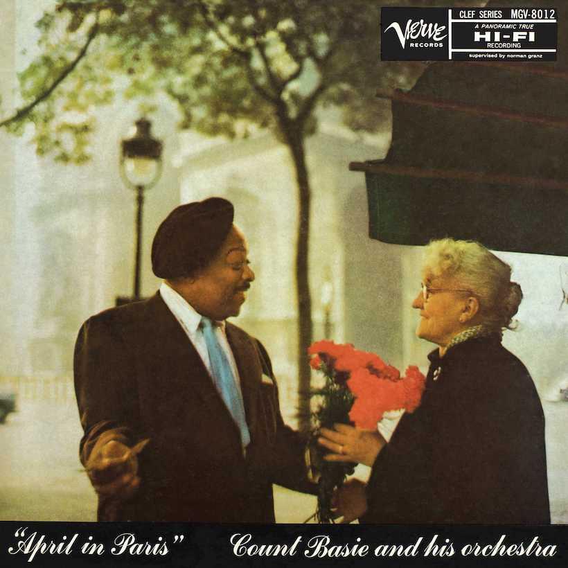 Count Basie April In Paris