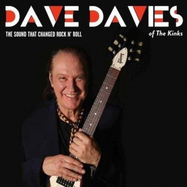 New LP, Tour & Documentary for Dave Davies of the Kinks; Ray Davies Knighted by Queen