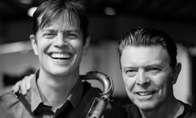David Bowie Sax Man Donny McCaslin Recalls 'Blackstar' Sessions