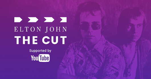 Barry Jenkins & Melina Matsoukas to Judge Elton John's 'The Cut' Music Video Competition