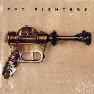 Foo Fighters Debut Album Dave Grohl