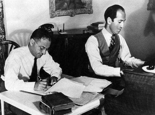 George And Ira Gershwin [02] - 530