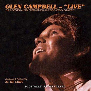 Glen Campbell's UK Album Chart Arrival