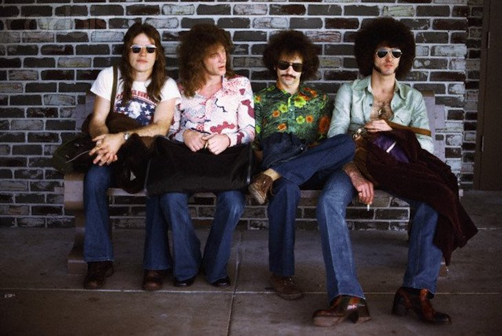 Grand Funk Hit The Road In '75