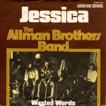 Allman Brothers Band Introduce 'Jessica' To The Hot 100