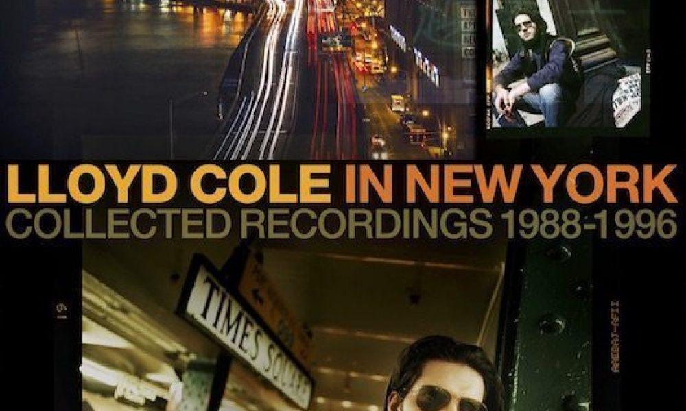 Lloyd Cole In New York Box Set Cover Art