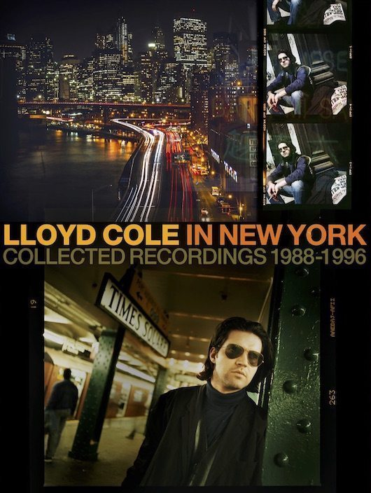 Lloyd Cole In New York Box Set Cover Art