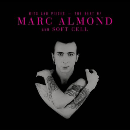 Marc Almond Hits And Pieces Album Cover - 530