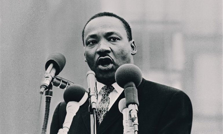 Raise Your Voice For Martin Luther King Day