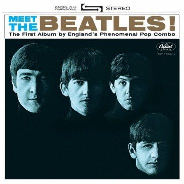 America Meets The Beatles On Album