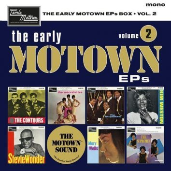 Motown EPs Box 2 Packshot