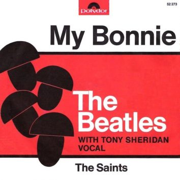 My Bonnie Tony Sheridan And The Beatles