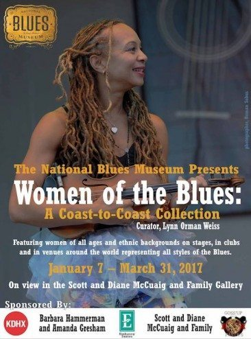 Celebrating The Women Of The Blues