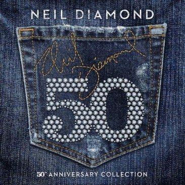 Neil Diamond Celebrates 50th Anniversary With New Box Set & Tour