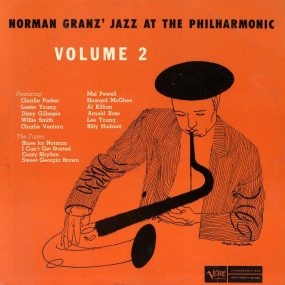 Norman Granz Jazz At The Philharmonic Volume 2