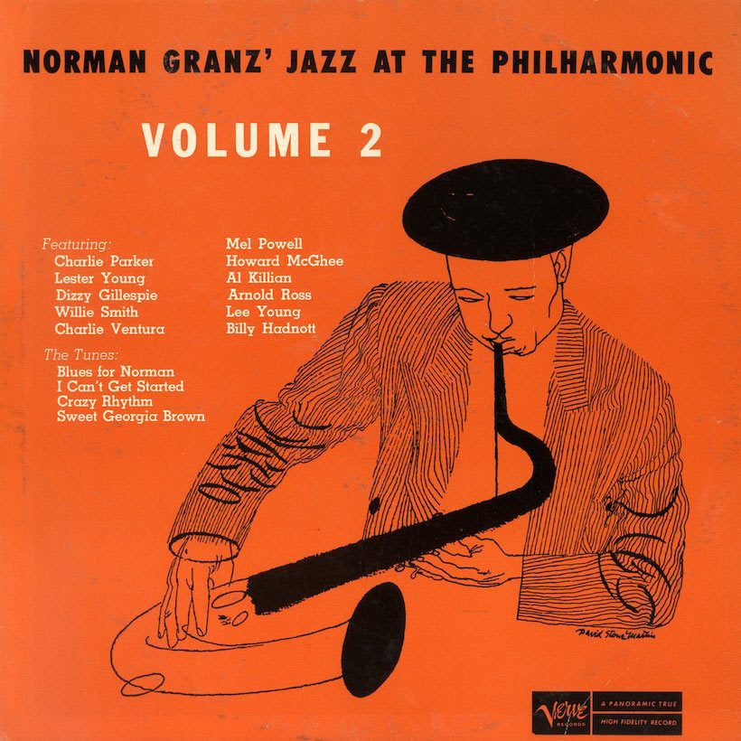 Norman Granz Jazz At The Philharmonic Volume 2