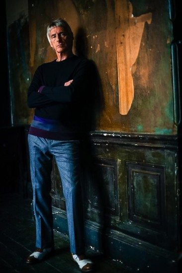 Weller In Producer's Chair For Stone Foundation
