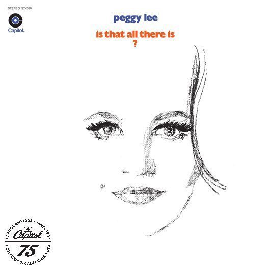 reDiscover Peggy Lee's 'Is That All There Is?'