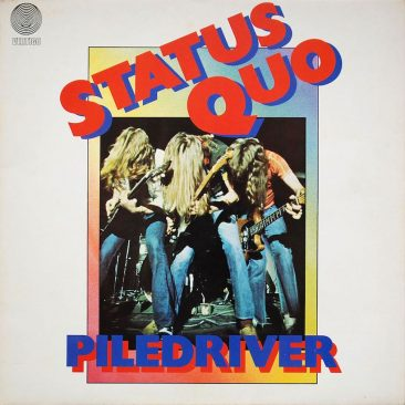 Status Quo Piledrive Onto The Album Chart