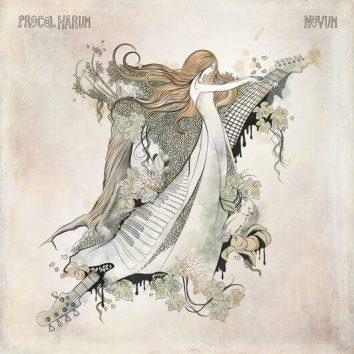 Procol Harum Novum Album Cover - 530