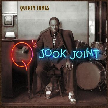 Quincy Jones Goes Gold In His All-Star Jook Joint