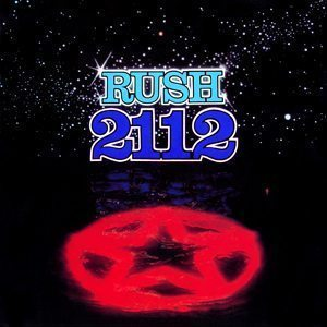 Rush 2112 Album Cover - 300